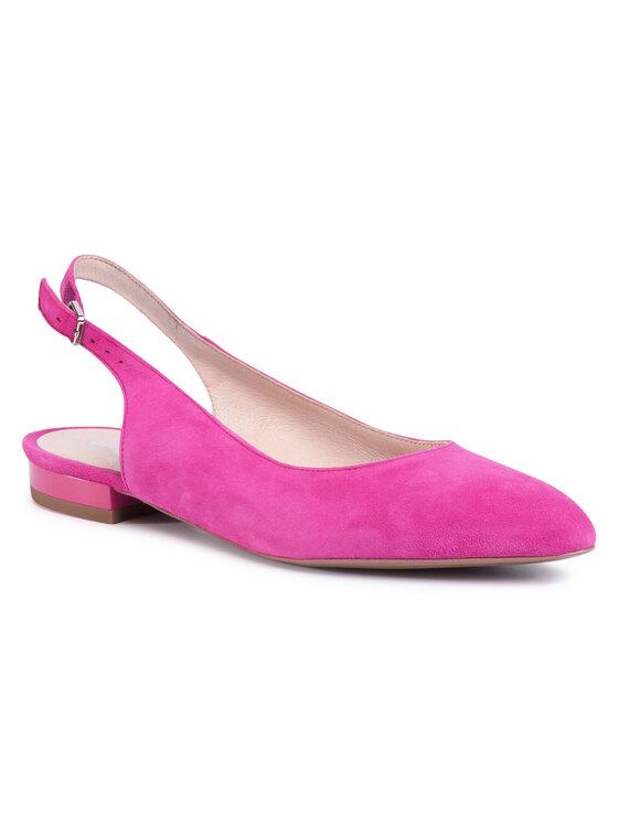 Sandały Al DAH869-AX1-4900-6100-0  kolor Różowy kod 0000207190047 1
