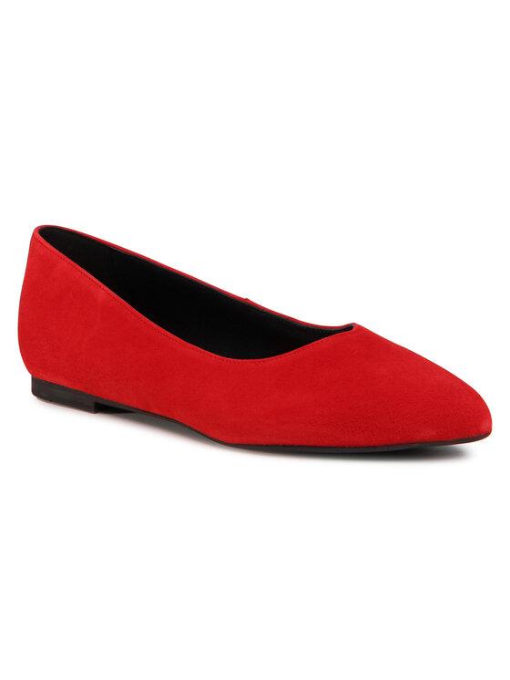 Półbuty DAI462-671-0020-7100-0 kolor Czerwony kod 5903698090238 1