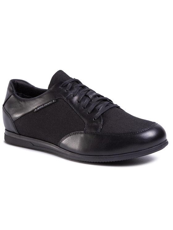 Sneakersy Jim MPU286-AB8-0589-9999-T kolor Czarny kod 0000207178502 1