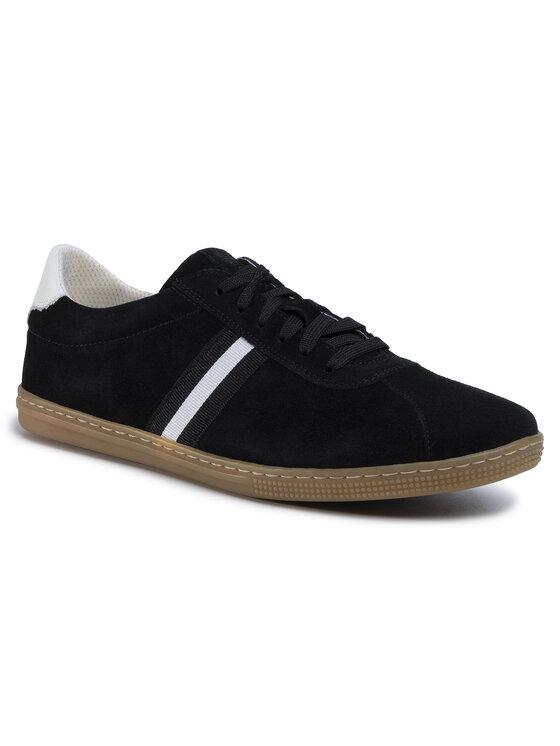 Sneakersy Iten MPU112-AN9-0053-9911-T kolor Czarny kod 0000200617046 1