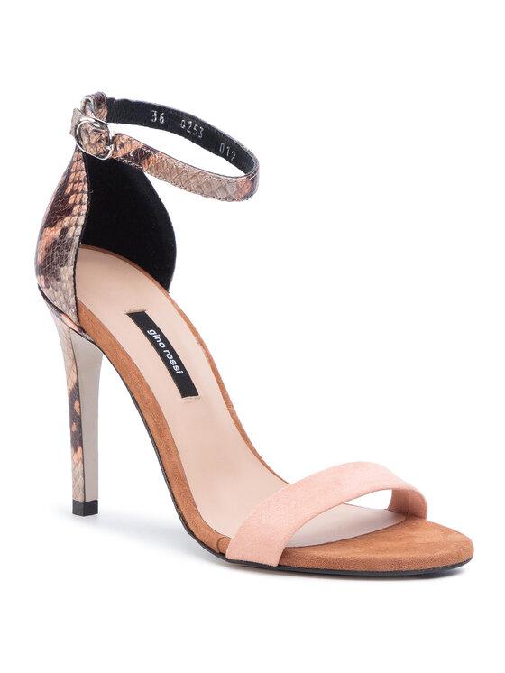 Sandały Minako DNK012-DF9-1075-1900-0 kolor Różowy kod 0000207044968 1