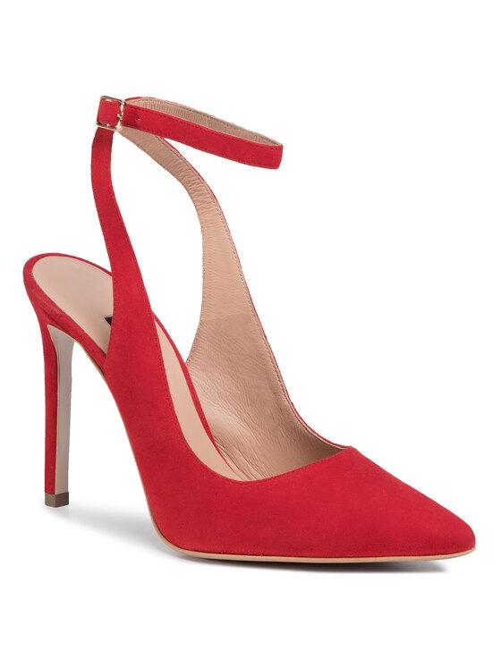 Sandały DCI948-MIYA kolor Czerwony kod 5903419374883 1