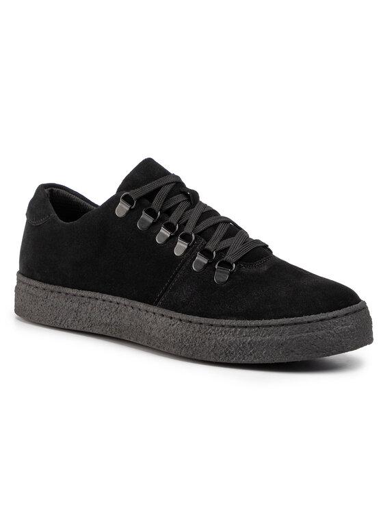 Sneakersy Square MPU340-305-R500-9900-T kolor Czarny kod 0000206248800 1