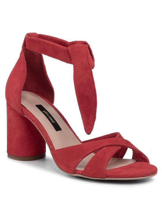 Sandały 986-01 kolor Czerwony kod 5903419379345 1