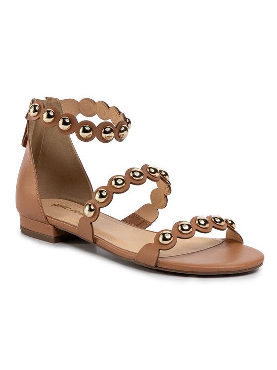 Sandały DN536N-TWO-BG00-3200-0 kolor Brązowy kod 0000207025486 1