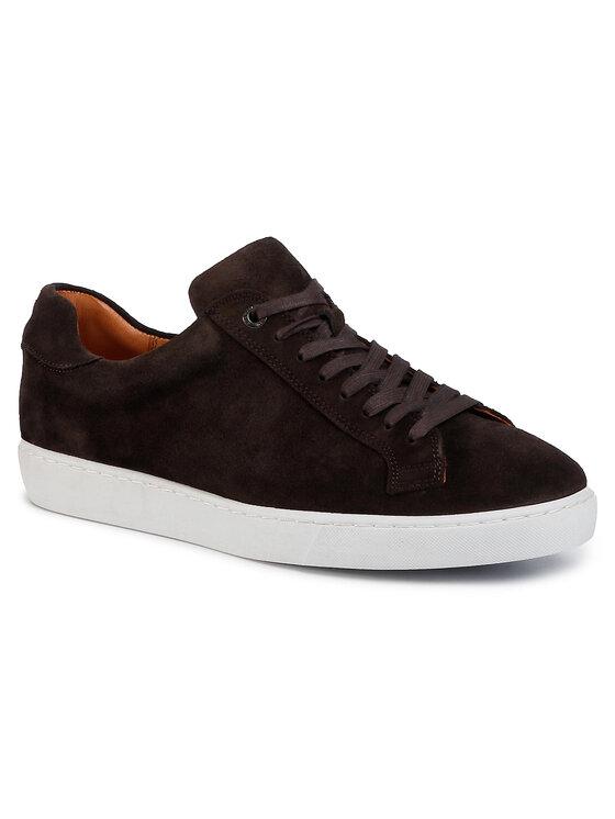 Sneakersy MI07-A972-A801-03 kolor Brązowy kod 5903419512513 1