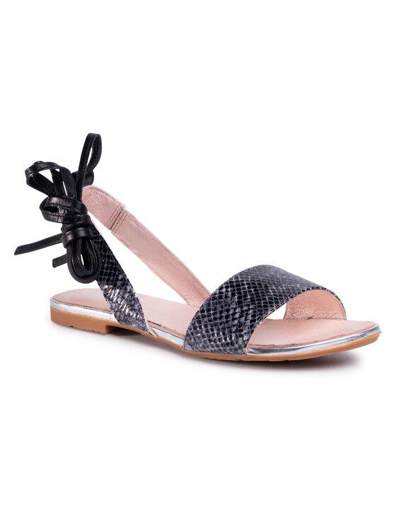 Sandały Molly DNI495-319-0692-0300-0  kolor Czarny kod 0000207212695 1
