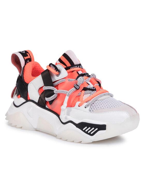 Sneakersy V180OH-02 kolor Pomarańczowy kod 5903419540806 1