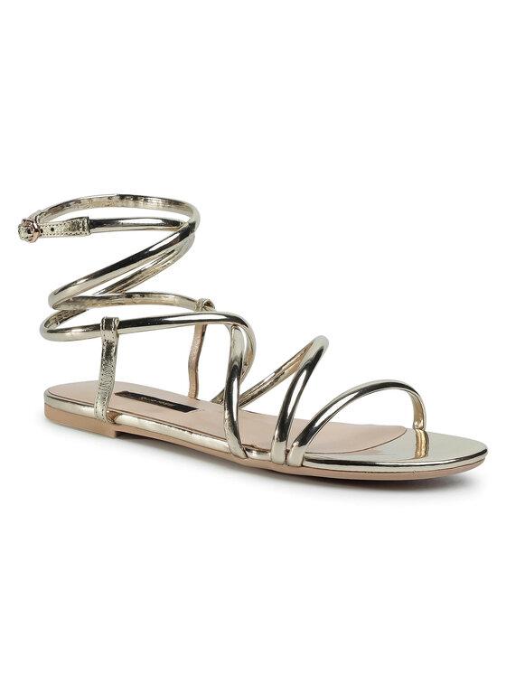 Sandały V263-23-1 kolor Złoty kod 5903419513039 1