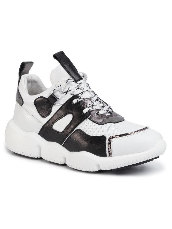 Sneakersy 33312-76 kolor Biały kod 5903419554612 1
