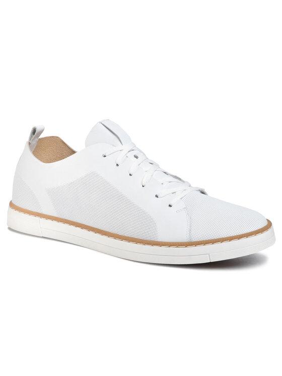 Sneakersy Taimer MPU329-390-0580-1100-T  kolor Biały kod 0000207178571 1