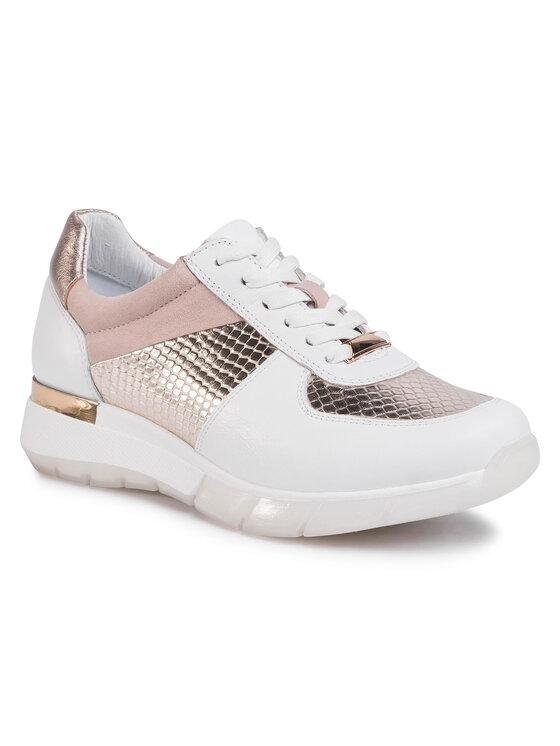 Sneakersy RST-ARA-04 kolor Biały kod 5903419542060 1