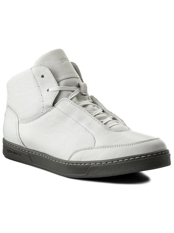 Sneakersy Dex MTU002-S32-XB00-1100-T kolor Biały kod 0000200220833 1