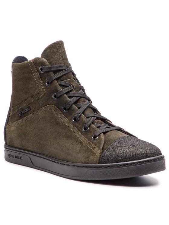Sneakersy Dex MTU202-K55-0433-0532-T kolor Zielony kod 0000200762388 1
