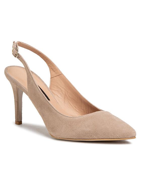 Sandały Savona DCK060-CN9-0704-3100-0 kolor Beżowy kod 0000207045194 1