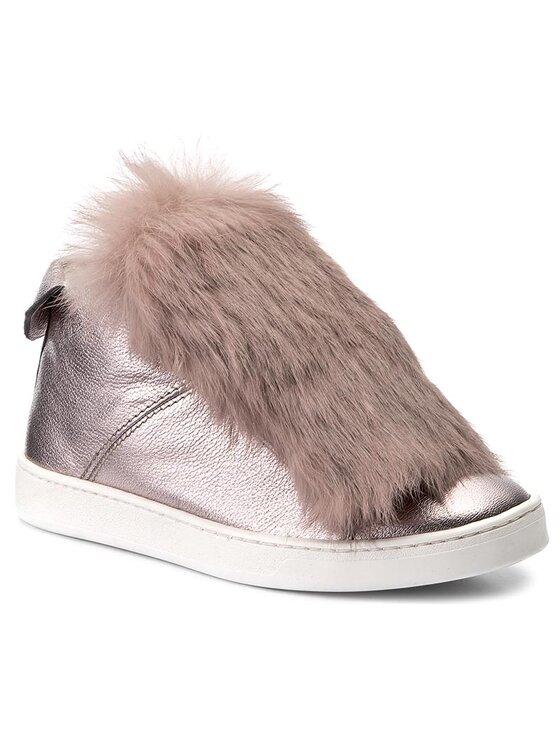 Sneakersy Mariko DTH601-W69-0194-0459-F kolor Różowy kod 0000199828034 1