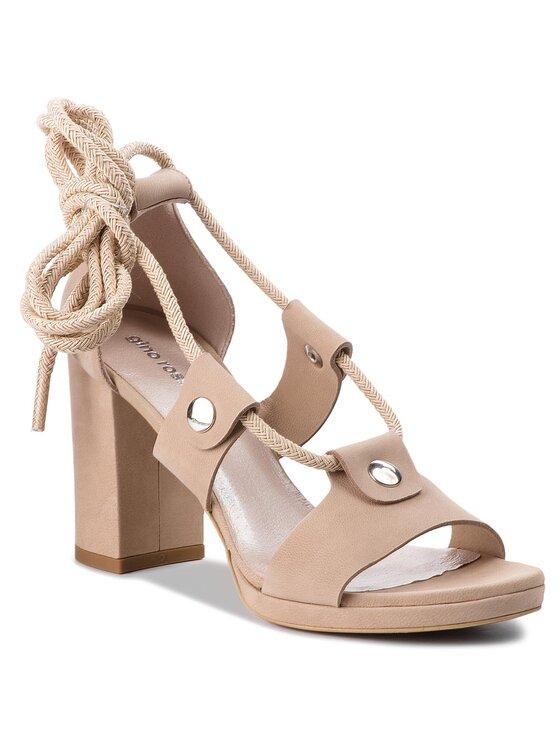 Sandały Fumi DNH911-W30-0014-1400-0 kolor Beżowy kod 0000200150017 1