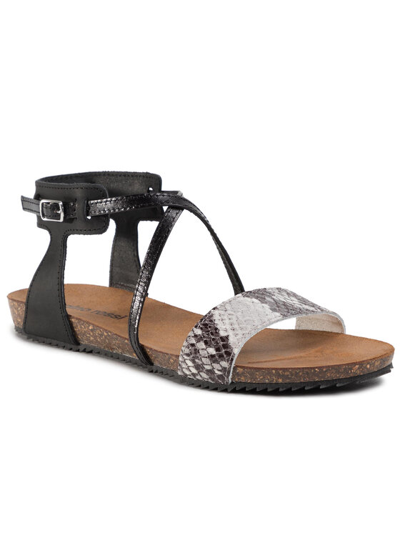 Sandały Zira DN469N-TWO-BTBG-9699-X kolor Czarny kod 0000207025455 1