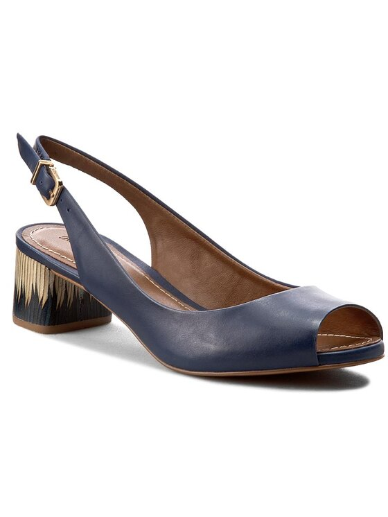 Sandały Azza DN879M-TWO-KG00-5700-0 kolor Granatowy kod 0000199657016 1