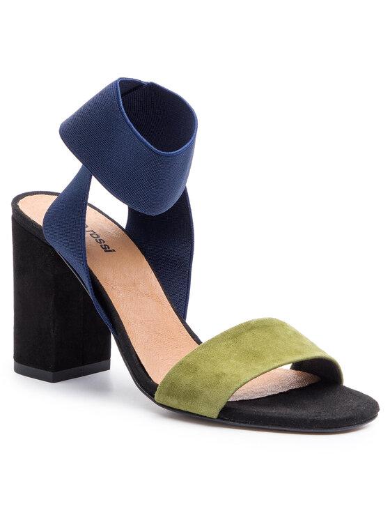 Sandały Sui DNI429-AP8-0077-4799-0 kolor Zielony kod 0000201205396 1
