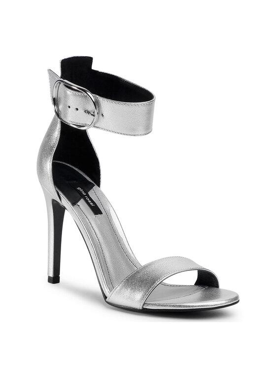 Sandały Minako DNI973-DC5-1037-8100-0 kolor Srebrny kod 0000207045507 1
