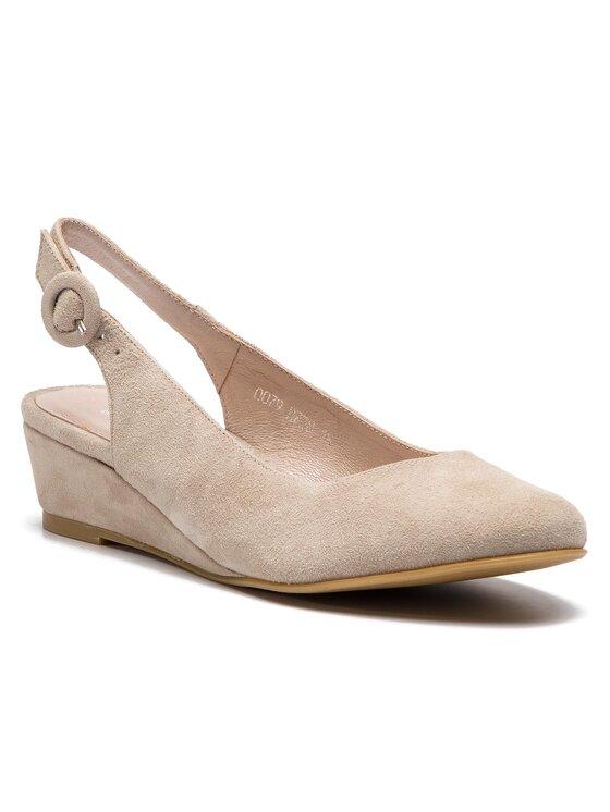 Sandały Jena DCH738-W13-0020-1700-0 kolor Beżowy kod 0000201165171 1