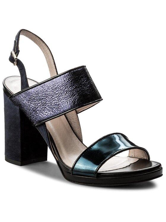 Sandały Fumi DNH324-W29-0034-5757-0 kolor Granatowy kod 0000200213798 1
