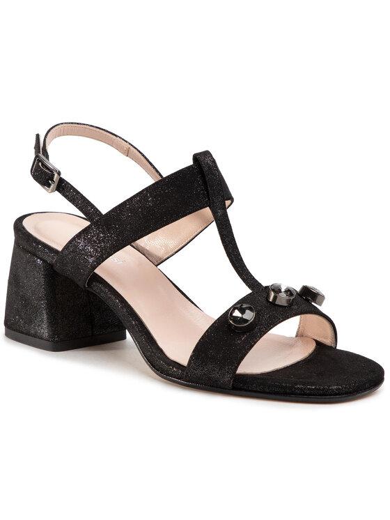 Sandały Nias DN388N-TWO-TS00-9900-0 kolor Czarny kod 0000207025431 1