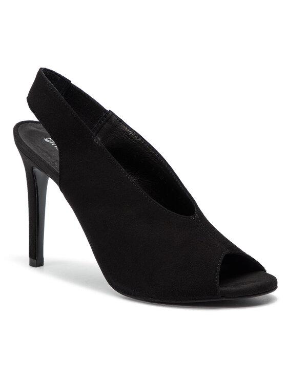 Sandały Minako DNI254-CH8-4900-9900-0 kolor Czarny kod 0000201205051 1