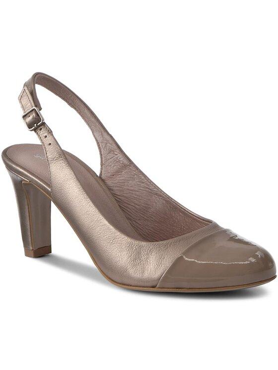 Sandały Frida DCH354-W45-0095-3131-0 kolor Złoty kod 0000199559075 1