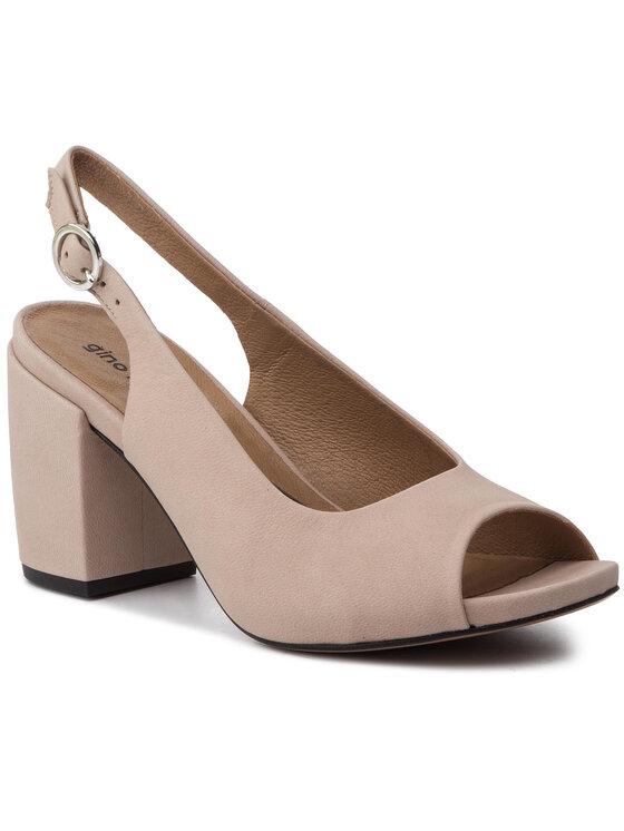 Sandały Hana DNI436-CD9-0014-3100-0 kolor Beżowy kod 0000201205426 1