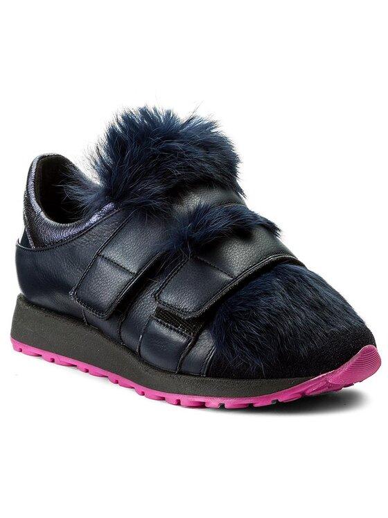 Sneakersy Yuka DPH626-Z20-0148-5700-F kolor Granatowy kod 0000199826917 1