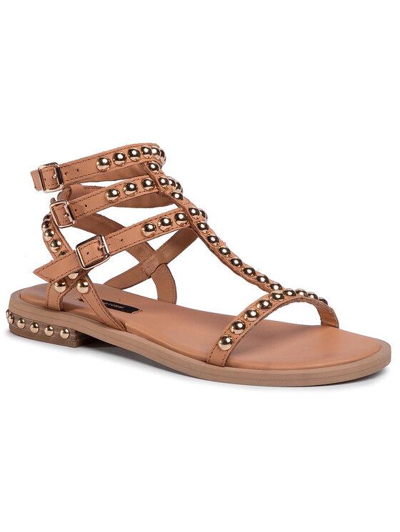 Sandały AB-A04 kolor Brązowy kod 5903419566783 1