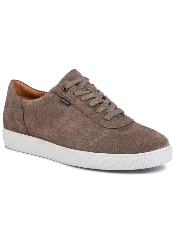 Sneakersy MI07-A972-A801-05 kolor Brązowy kod 5903419582745 1