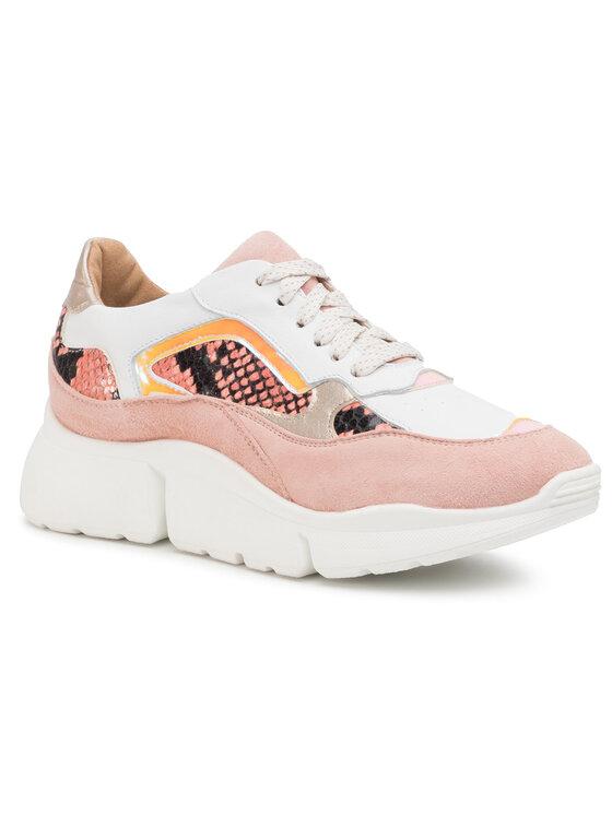 Sneakersy DPK017-851-1090-0724-0  kolor Biały kod 0000207045651 1