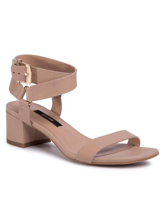 Sandały V118-85-3 kolor Beżowy kod 5903419528705 1