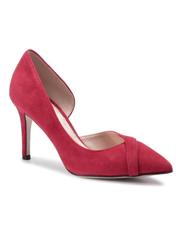 Szpilki Savona DCI339-P62-4900-7100-0 kolor Czerwony kod 0000201204603 1