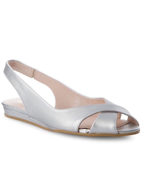 Sandały Rosita DNH865-V62-0298-8300-0 kolor Srebrny kod 0000200156972 1