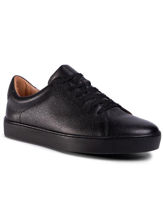 Sneakersy MI07-A973-A802-09 kolor Czarny kod 5903419666636 1