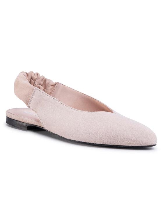 Sandały Azumi DAI472-443-4900-1400-0 kolor Beżowy kod 0000207177468 1