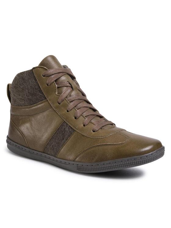 Sneakersy Iten MTU113-182-XBSS-0514-T kolor Zielony kod 0000207253162 1