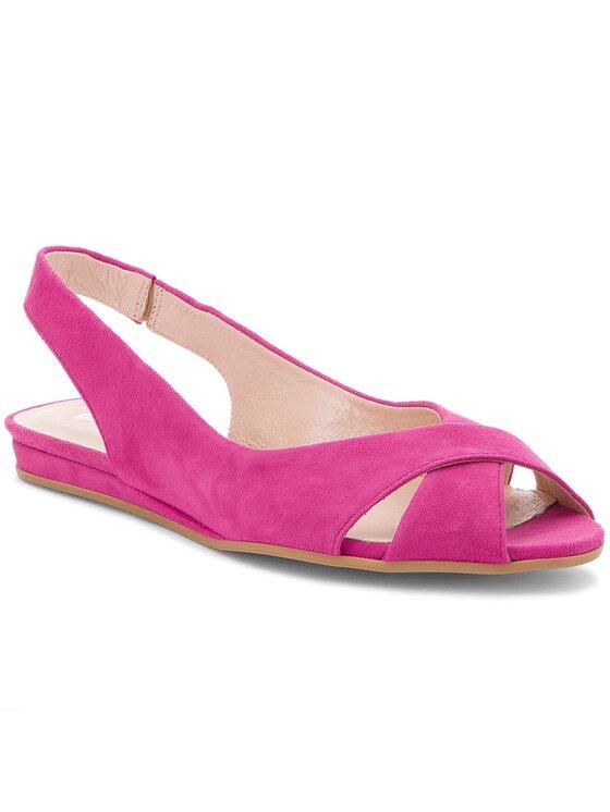 Sandały Rosita DNH865-V62-4900-6100-0  kolor Różowy kod 0000200157108 1