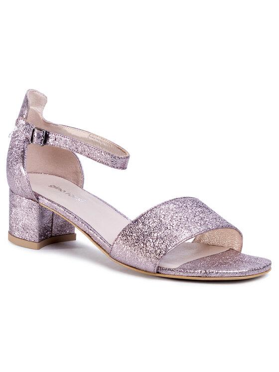 Sandały Aya DNI800-Y02-0016-3900-S kolor Różowy kod 0000207191174 1