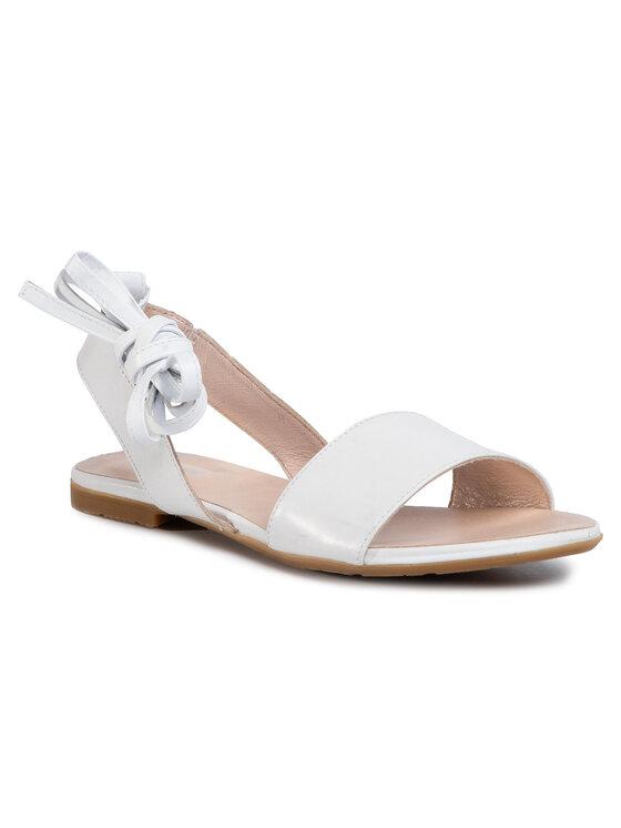 Sandały Molly DNI495-319-0324-1100-0 kolor Biały kod 0000207178014 1