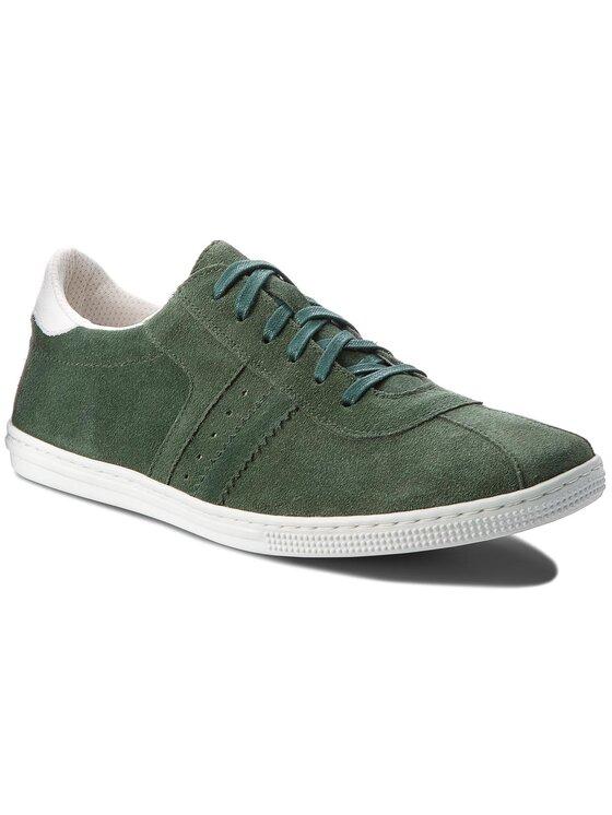 Półbuty Iten MPU030-K60-0053-0523-T kolor Zielony kod 0000200142128 1