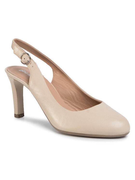 Sandały Frida DCI362-CA7-0299-1400-0 kolor Beżowy kod 0000207177628 1