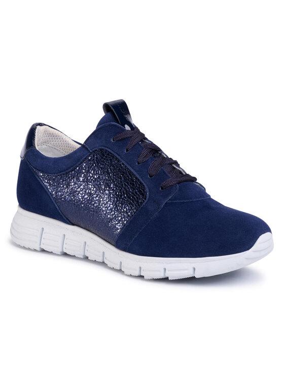Sneakersy Yori DPH722-AC6-0330-5757-T  kolor Granatowy kod 0000207191501 1