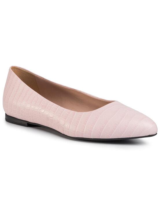 Baleriny Azumi DAI664-671-1180-0029-0 kolor Różowy kod 0000207044616 1