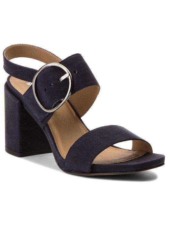 Sandały Hana DNH763-W20-0014-5700-0 kolor Granatowy kod 0000200150079 1