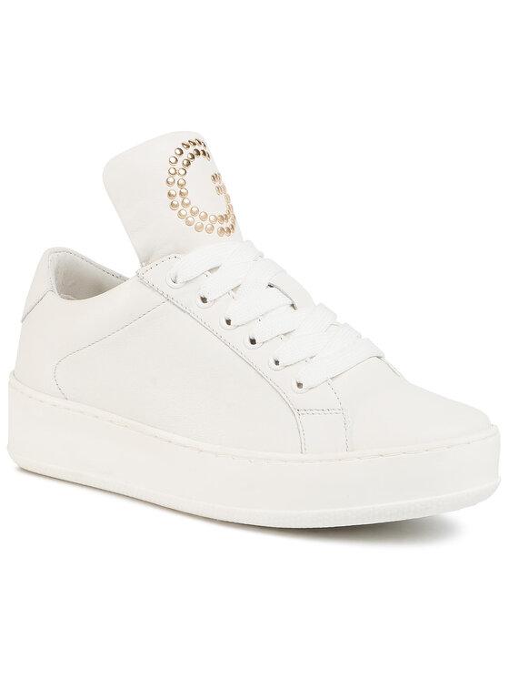 Sneakersy WI16-LEECE-02 kolor Biały kod 5903419569555 1